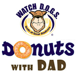 WatchDOGS: Donuts with Dads & Sign-Up @ Phillips Elementary Pod 2